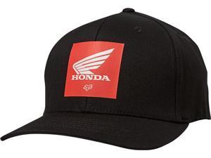 Fox Racing Men's Honda Flexfit Hat Large
