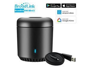 Broadlink RM Mini 3 Universal WiFi 4G IR Remote Controller Via APP Control Smart Home Works With Alexa Echo Google Home Mini