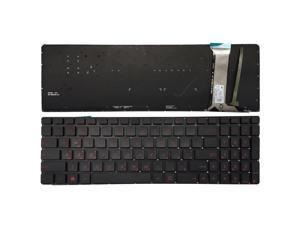 32a8e92cd04 Arabic/Arabic French backlit laptop keyboard for ASUS ZX50JX ZX50VW ...