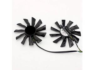PLD10010B12HH 95mm GTX780Ti 780 750Ti 660 760 Fan PLD10010S12HH 40mm 12V 0.40A 4Pin for MSI R9 270X 280X 290 290X Twin Frozr B