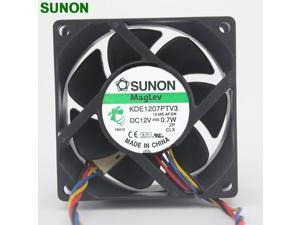 1 piece 48V DC 22.1W 5 Blade Server Cooling Fan TA500DC A34744-33