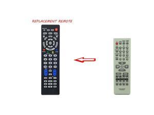 Replacement Remote for Panasonic Home Audio System N2QAHB000064 SAAK640 SAAK640P SCAK640K SCAK640S (No Setup Required)