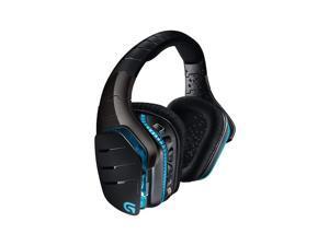Logitech G933 Artemis Spectrum Wireless 7.1 Surround Gaming Headset (981-000585)