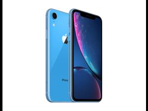 Apple iPhone XR 128gb - Blue - Unlocked - One Year Warranty