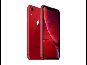 Apple iPhone XR 128gb - Red - Unlocked - One Year Warranty