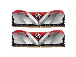 XPG GAMMIX D30 Desktop Memory: 16GB (2x8GB) DDR4 3200MHz CL16 Red