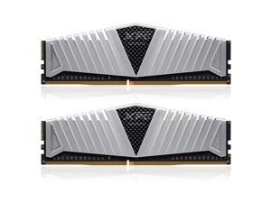 XPG Z1 Desktop Memory: 16GB (2x8GB) DDR4 3200MHz CL16 Sliver