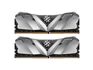 XPG GAMMIX D30 Desktop Memory: 16GB (2x8GB) DDR4 3200MHz CL16 Black