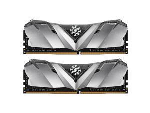 XPG GAMMIX D30 Desktop Memory: 16GB (2x8GB) DDR4 3600MHz CL18 Black