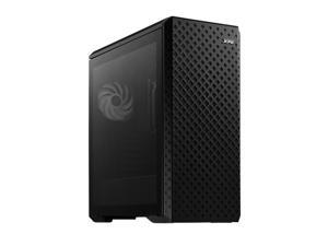 XPG Defender Pro RGB ATX Mid-Tower Case - Black