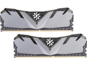 XPG GAMMIX D30 16GB (2 x 8GB) 288-Pin DDR4 SDRAM DDR4 3200 (PC4 25600) Desktop Memory Model AX4U320038G16A-DB30