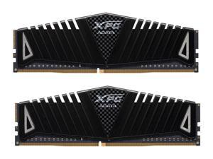 XPG Z1 Desktop Memory: 16GB (2x8GB) DDR4 3000MHz CL16 Black