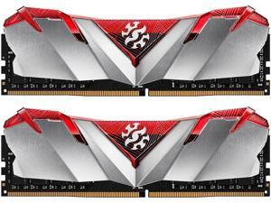 XPG GAMMIX D30 Desktop Memory: 32GB (2x16GB) DDR4 3000MHz CL16 Red