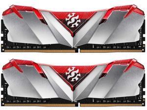 XPG GAMMIX D30 Gaming Memory: 16GB (2x8GB) DDR4 3600MHz CL18 Red