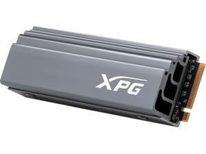 XPG GAMMIX Gaming S70: 2TB Internal SSD PCIe Gen4x4 M.2 2280 Solid State Drive