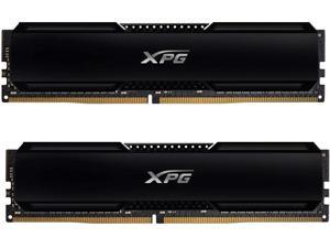 XPG GAMMIX D20 Desktop Memory: 16GB (2x8GB) DDR4 3600MHz CL18 Black