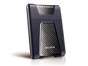 ADATA 2TB HD650 Portable Hard Drive USB 3.1 Model AHD650-2TU31-CBK Black