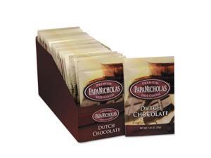 Premium Hot Cocoa, Dutch Chocolate, 24/Carton