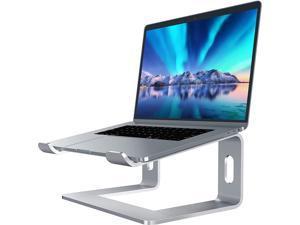 "Laptop Stand, Ergonomic Aluminum Laptop Mount Computer Stand for Desk, Detachable Laptop Riser Notebook Stand Compatible with MacBook Air Pro, Dell XPS, More 10-16"" Laptops"