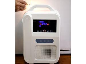 Intelligent Oxygen O2 Concentrator O2 Generator Oxy Machine