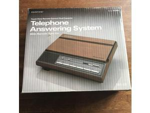 Radio Shack Duofone Tad-325 Touch Tone Telephone Answering System 43-396a