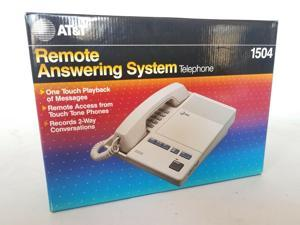 Malltree Remote Answering System Telephone 1504