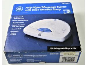 Malltree General Electric Digital Answering System Machine 29875malltree1 New Sealed