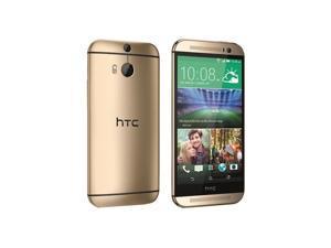 Original Unlocked HTC ONE M9 4G LTE Smartphones Octa-core 32GB ROM 3GB RAM 20MP Camera Android Mobile Phones Gold