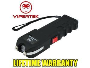 VIPERTEK Super High Voltage Stun  78 Billion Volt Rechargeable w/ LED Light