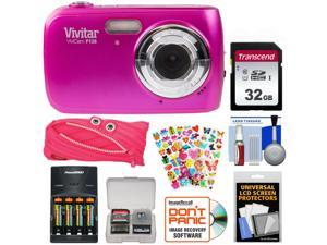 Samsung WB50F Black 16MP Smart Digital Camera Bundle - Newegg com