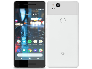 Google - Pixel 2 - 128GB - GSM/CDMA Unlocked - Clearly White - Excellent A+ Condition - 90 Day Warranty!