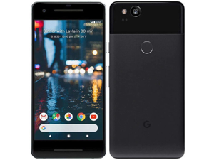Google - Pixel 2 - 64GB - GSM/CDMA Unlocked - Just Black - Great Condition - 90 Day Warranty!