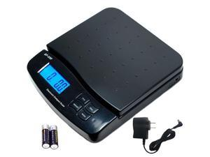 66lb x 0.1oz All-In-One Digital Shipping Postal Scale W/AC Postage