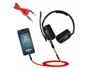 For Astro A10 A40 Beats  Gaming Headset Replacement Audio Cable Cord w/ Mic