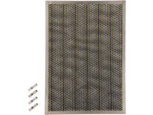 """Broan-NuTone LLC BPPF30 2-PACK, Non-Duct Charcoal Filter for 30"""" Evolution QP Series"""