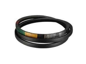 B-2057/B81 Drive V-Belt Inner Girth 81-inch Industrial Power Rubber Transmission Belt