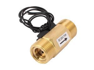 G3/4 Thread Liquid Water Flow Sensor Switch Flowmeter Fluidmeter 5-30L/min