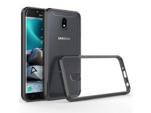 Osophter Compatible with Samsung Galaxy J7 2018 Clear Case,Samsung J7 Refine/Galaxy J7