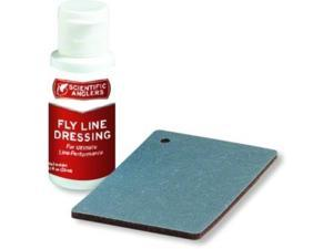scienfific anglers fly line dressing cleaner1 cleaning pad