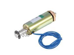 XRN-13/30TL DC 12V 0.5N 6mm Pull Type Linear Motion Solenoid Electromagnet