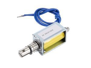 ZYE1(TAU)-0730Z DC 6V Push Pull Type Open Frame Solenoid Electromagnet