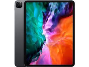 Apple iPad Pro (12.9-inch, Wi-Fi, 128GB) - Space Gray (4th Generation) (2020) (Renewed)