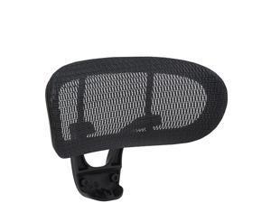 CLATINA LYL Series Adjustable Height Breathable Mesh Headrest, Black