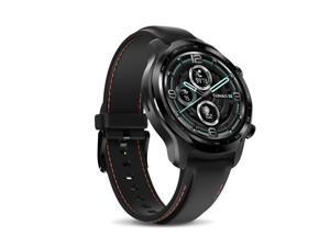 TicWatch Pro 3 GPS Smart Watch Men's Wear OS Watch Qualcomm Snapdragon Wear 4100 Platform Health Fitness Monitoring 3-45 Days Battery Life Built-in GPS NFC Heart Rate Sleep Tracking IP68 Waterproof