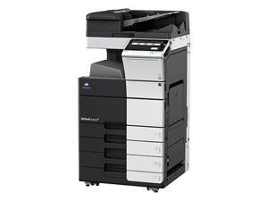 Konica Minolta Bizhub C458 Color Copier/Print/Scan Low TOTAL Meter 78,322