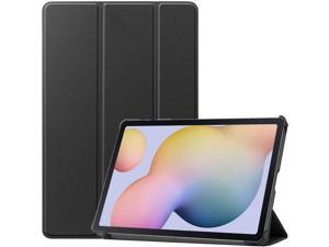 Case for Samsung Galaxy Tab S7 11 Inch Tablet 2020 Model SM-T870 / T875 PU Leather Stand Cover Auto Sleep/Wake & Multiple Viewing Angles, Support S Pen Wireless Charging