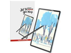 Paperfeel Screen Protector for Samsung Galaxy Tab S7 Plus 12.4 inch 2020 Matte Screen Protector Anti Glare with Easy Installation Kit Write and Draw Like on Paper