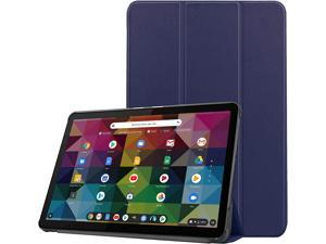 """Compatible with Lenovo IdeaPad Duet Chromebook 10.1"""" 2020, Shockproof Protective Cover with Auto Wake/Sleep Kickstand for Lenovo IdeaPad Duet Chromebook 10.1 Inch 2020"""