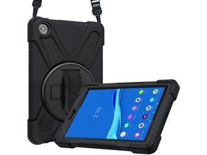 "Lenovo Tab M10 FHD Plus Case 10.3 Inch 2020 2nd Generation, Rugged Heavy Duty Shockproof Rotating Kickstand Protective Cover for Lenovo Tab M10 Plus Model TB-X606F TB-X606X 10.3"" FHD Tablet 2020"