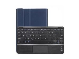 Keyboard Case Compatible with Lenovo Tab P11 2020 Released 11 inch Model TB-J606F / TB-J606X Folio Keyboard Case Cover with Touchpad / Magnetically Detachable Wireless Keyboard & Pen Holder
